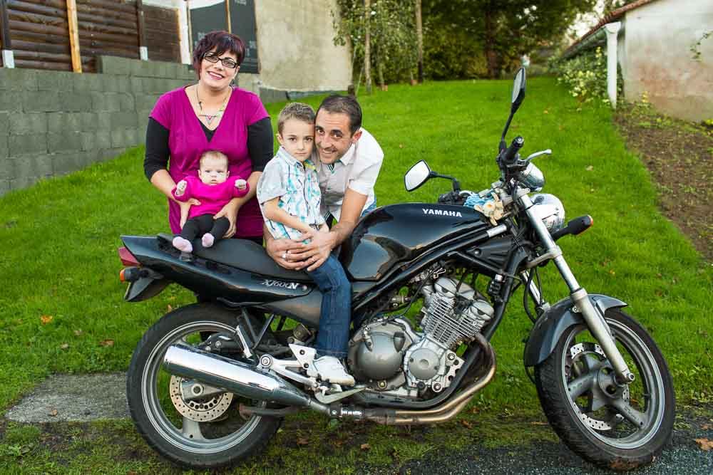 Famille Noémie et Damien