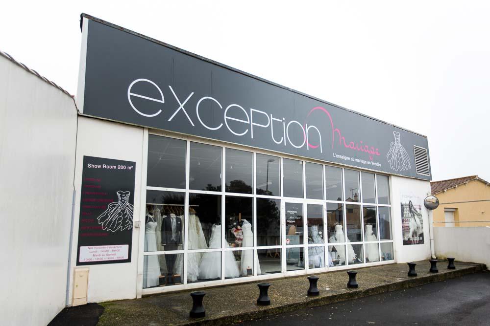 Exception Mariage