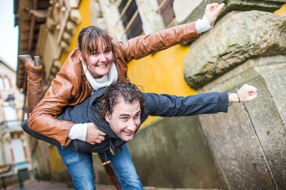 Karine & Jean-Baptiste