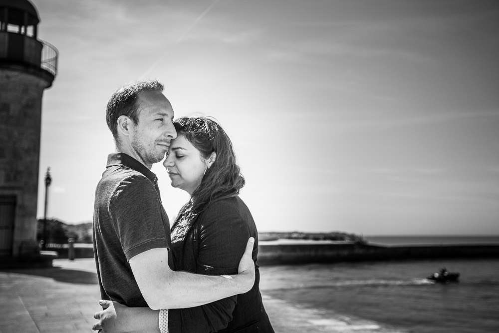 emilie et bertrand engagement saint gilles croix de vie 85 c dric derrien photographe. Black Bedroom Furniture Sets. Home Design Ideas