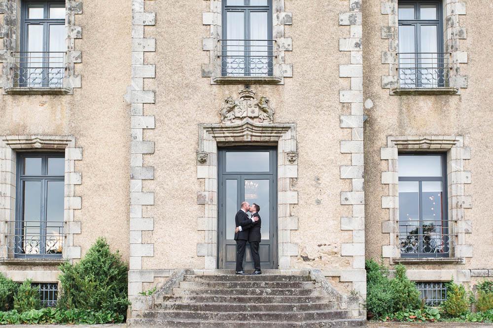 Mariage au Domaine de Brandois Alexandre et Einar