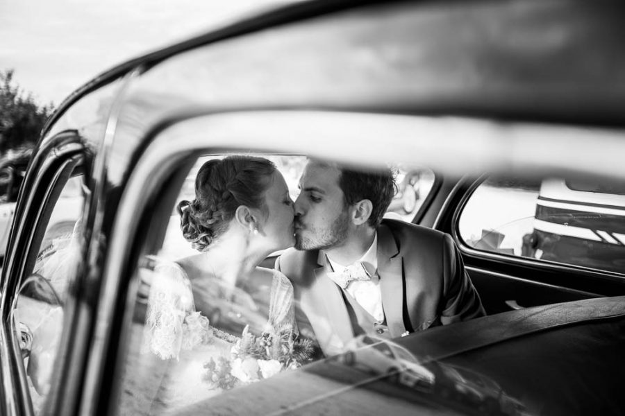 Mariage à la Grange du Prieure Caroline & Jean-Baptiste