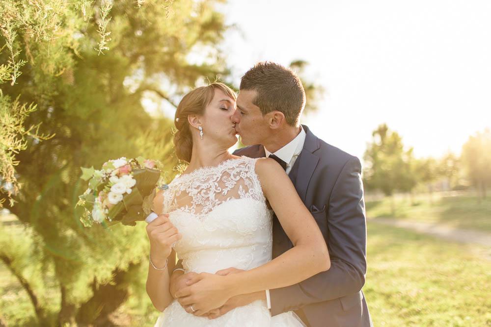 Mariage à la Salorge Adeline et François