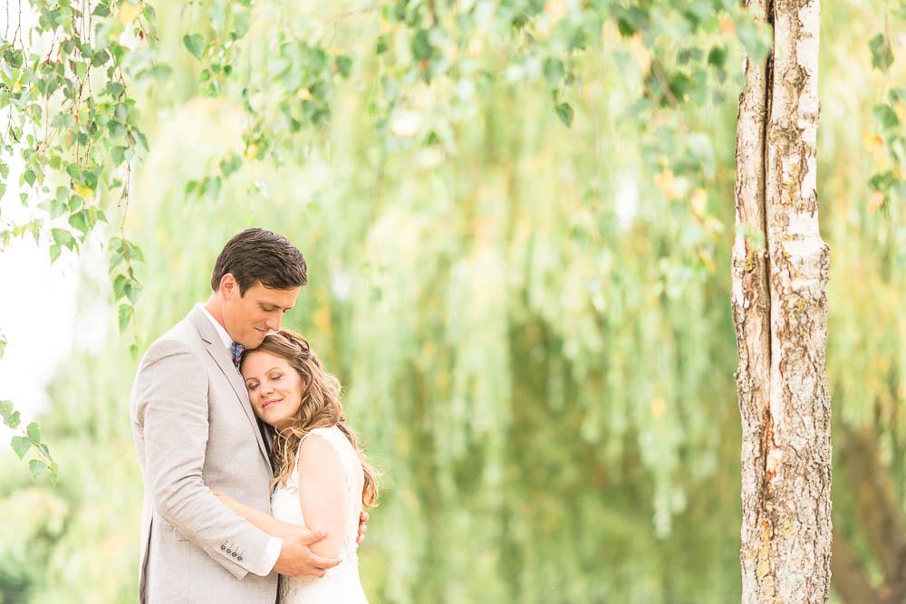 mariage à La Getiere Cédric Derrien