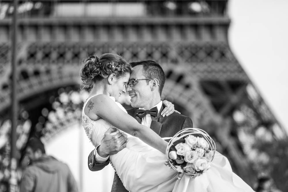 mariage a paris