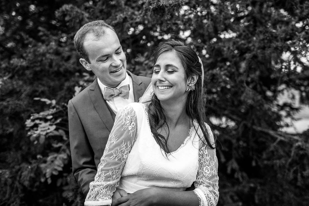 Un mariage au Logis de Beaulieu à coté d'Angers