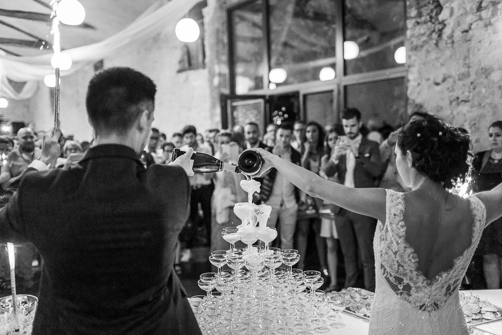 Mariage au Logis de Réputé Cédric Derrien
