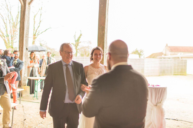 Mariage au Domaine de la Gerberie Cedric Derrien