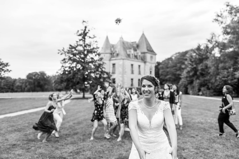Mariage de Sophie et Maxime au Domaine de Brandois