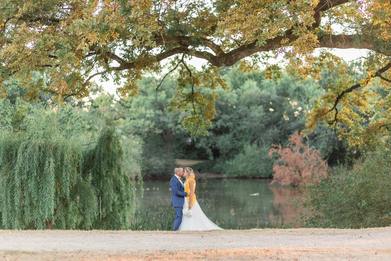 Mariage à la Roche sur Yon