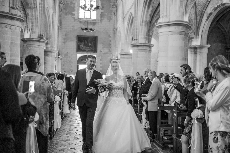 mariage au Domaine de l'Etablière - Caroline et Alexandre
