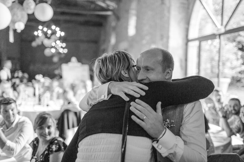 Le mariage d'Adeline et Mathieu à la Marronière