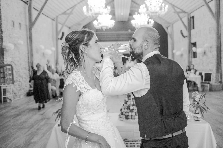 Mariage à la salorge de Laura et Maxime