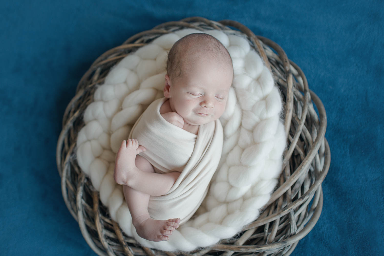 le nouveau-né Kenzo