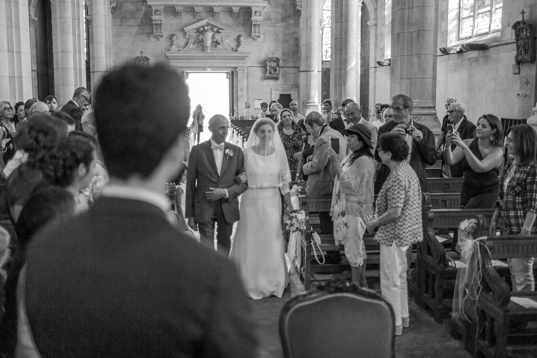 Mariage au Château de la Gressière, Amélie et Louis