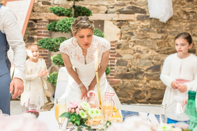Mariage au Domaine du Bois Menias de Elodie et Guillaume