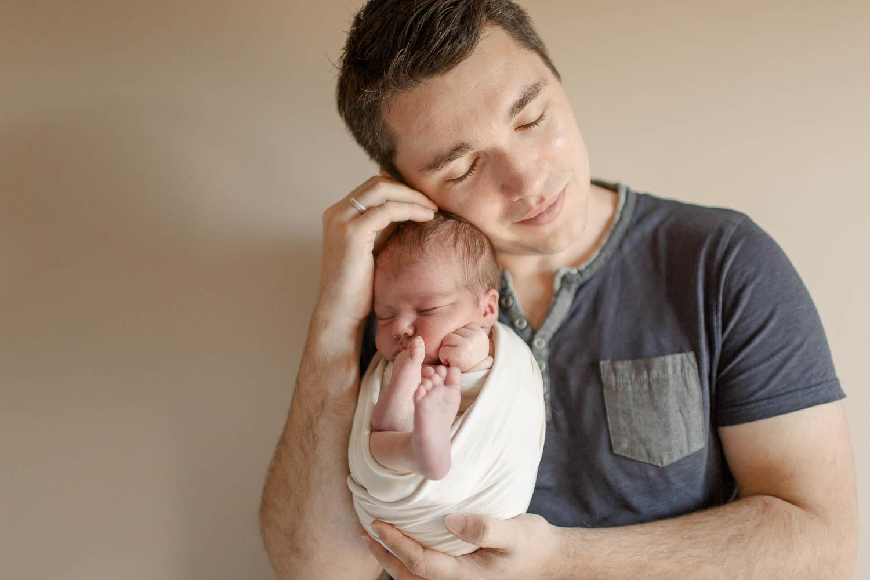 Zach Nouveau-né de 9 jours Les Clouseaux